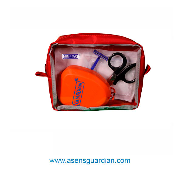 kit de asistencia rcp guardian